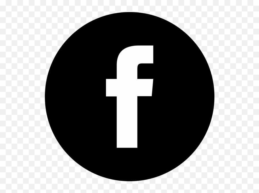 Facebook Icon Png Image Free Download - Transparent Background Facebook Icon Black