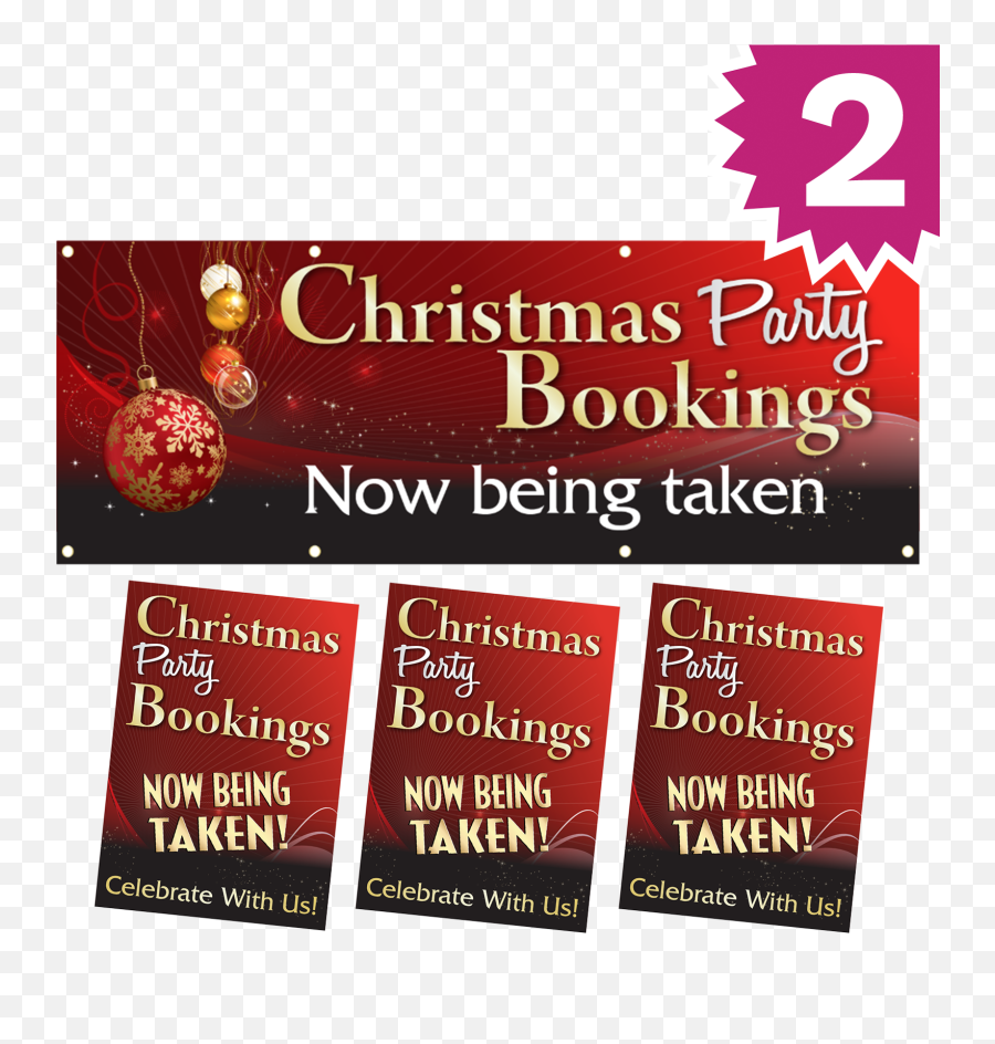 Christmas Banner And Posters Point Of Sale Bundle - God Is Still Speaking png