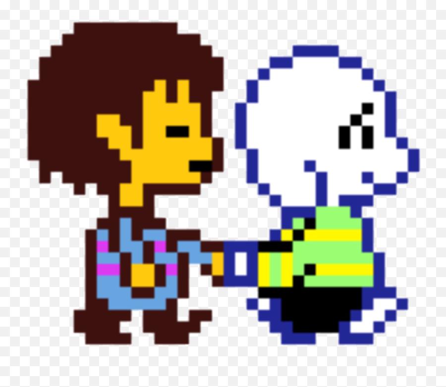 Undertale Asriel And Frisk Sprites Png Free Transparent Png Images Pngaaa Com Frisk is the playable character of undertale. undertale asriel and frisk sprites