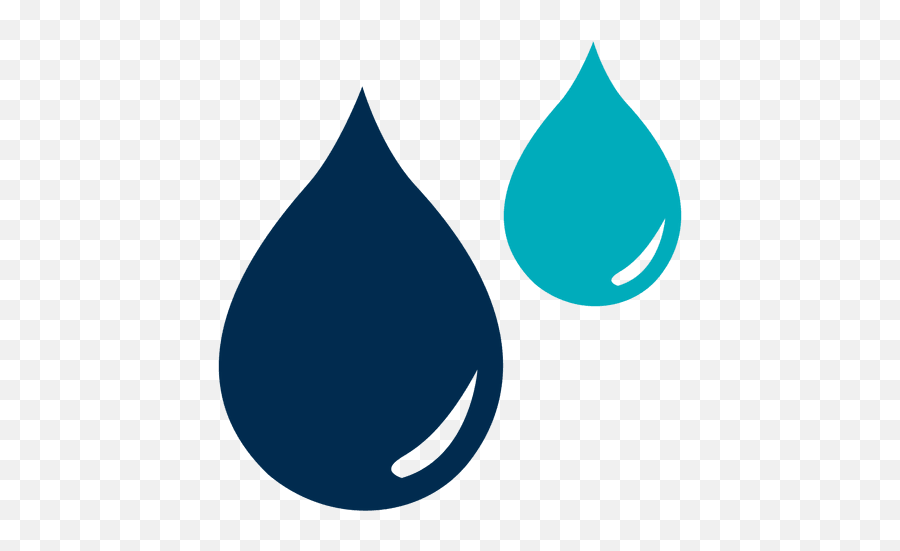 Blue Water Drops Icon - Drops Water Icons Square Png,Water Droplet Transparent