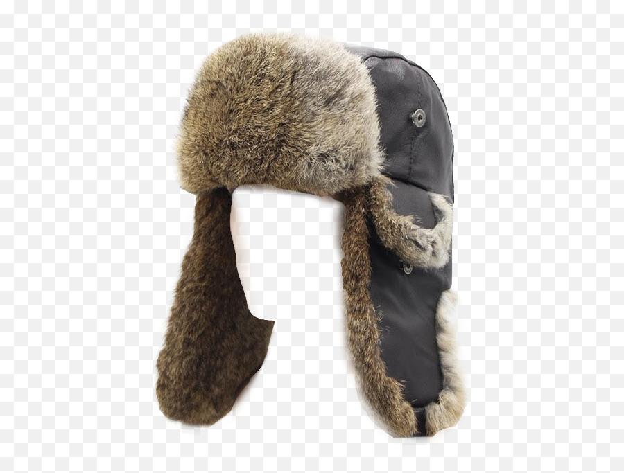 Ushanka Fur Hat Furhat Russian Headwear - Russian Hat Png