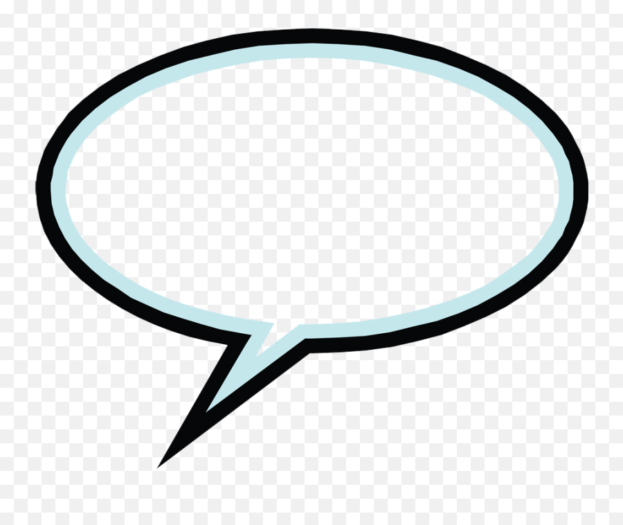 Speech Bubble Png Transparent Images - Speech Bubble Clipart Png