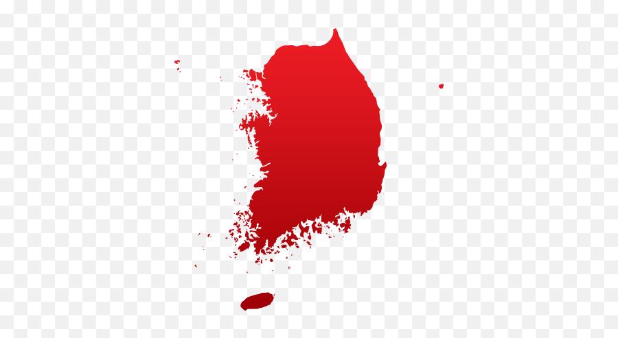 Kfc - Transparent South Korea Map Png,Kfc Logo Transparent