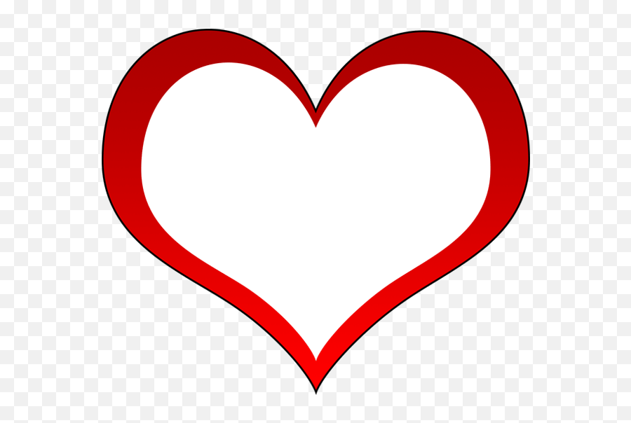 Coeur Vide Emoji Png Free Transparent Png Images Pngaaa Com