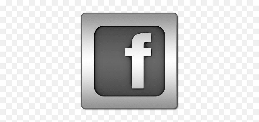 Facebook Logo Square Social - Facebook Logo Black png