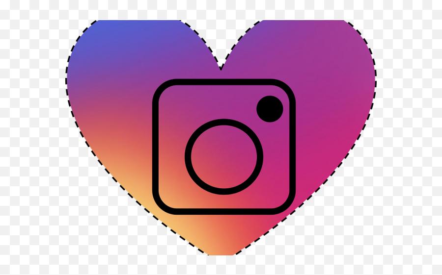 Instagram Heart Png Transparent Images - Portable Network Graphics,Instagram Heart Transparent