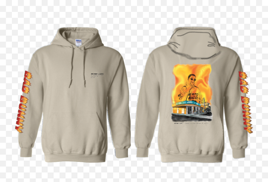 Bad Bunny U2014 Yodog Designs Anime Aesthetic Hoodie Png Bad Bunny Png Free Transparent Png Images Pngaaa Com