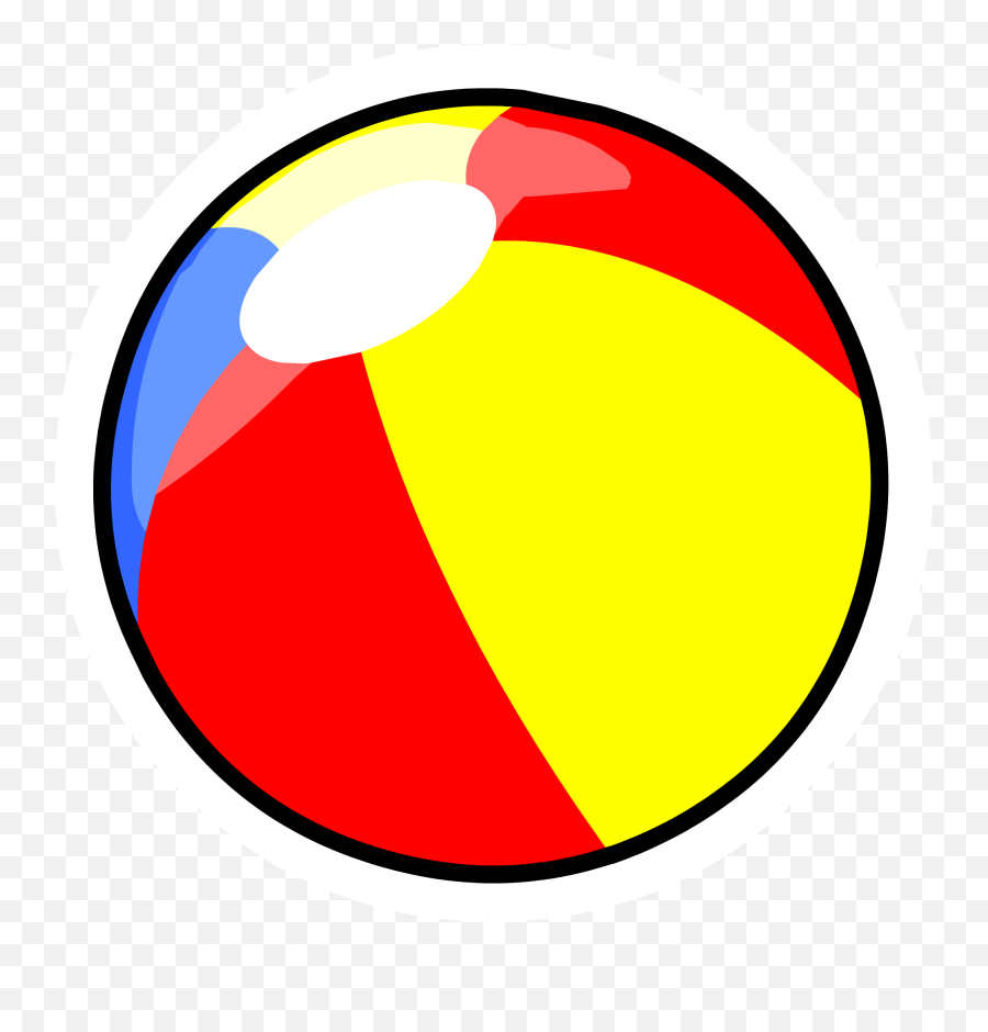Animated Beach Ball Png Clipart Cartoon Beach Ball Png Free Transparent Png Images Pngaaa Com