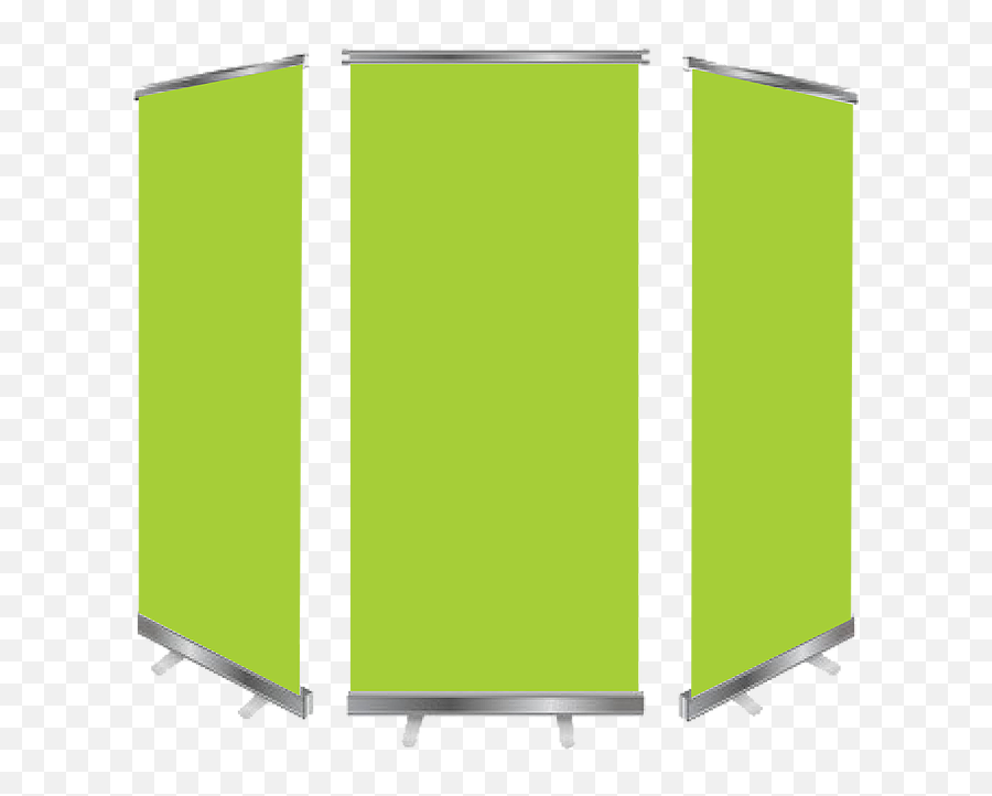 Indoor - Roll Up Banner Png,Blank Banner Png