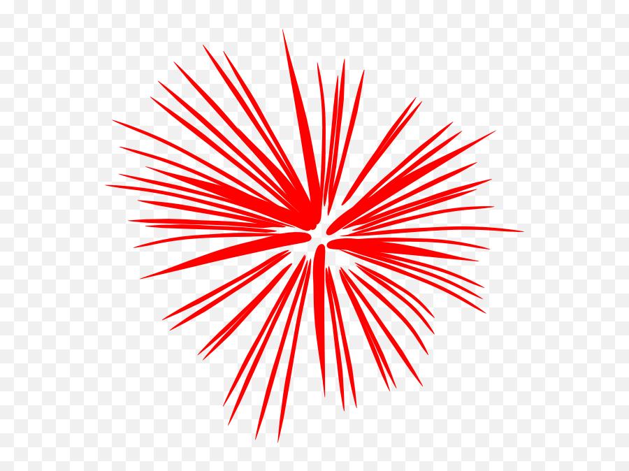 Fireworks Transparent Background - Red Fireworks Png Transparent,Fireworks Transparent Background