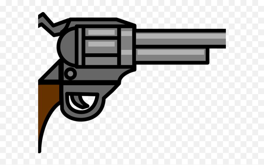 Pistol Clipart Pistal - Transparent Transparent Background Gun Clipart png