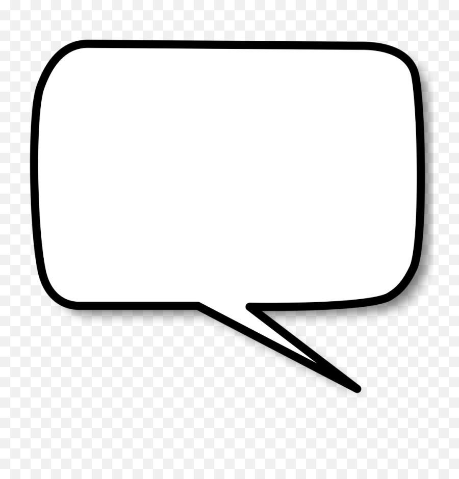 Speech Bubble Transparent Png Clipart - Call Out Png Transparent