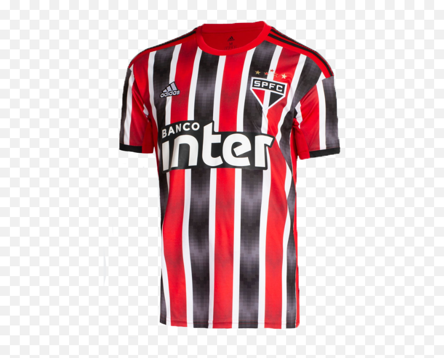 Soccer Clothes Clothing Shoes - Sao Paulo Fc Shirt png - free transparent  png images - pngaaa.com