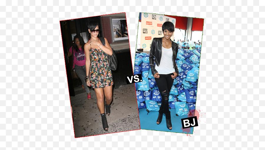 Ciara Vs Rihanna The Hairstyle U0026 Fashion Babz Ko Rihanna 2009 Png Free Transparent Png Images Pngaaa Com