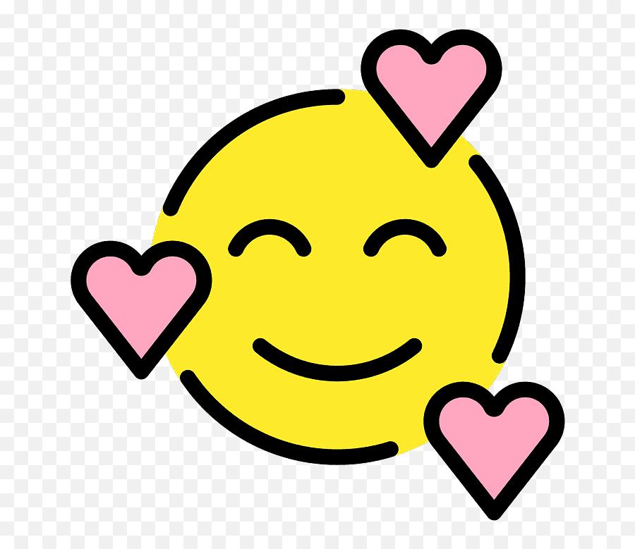 Emojis mit herzen