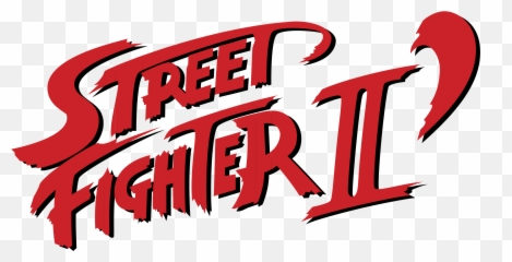 Free Transparent Street Fighter Ii Logo Images Page 1 Pngaaa Com