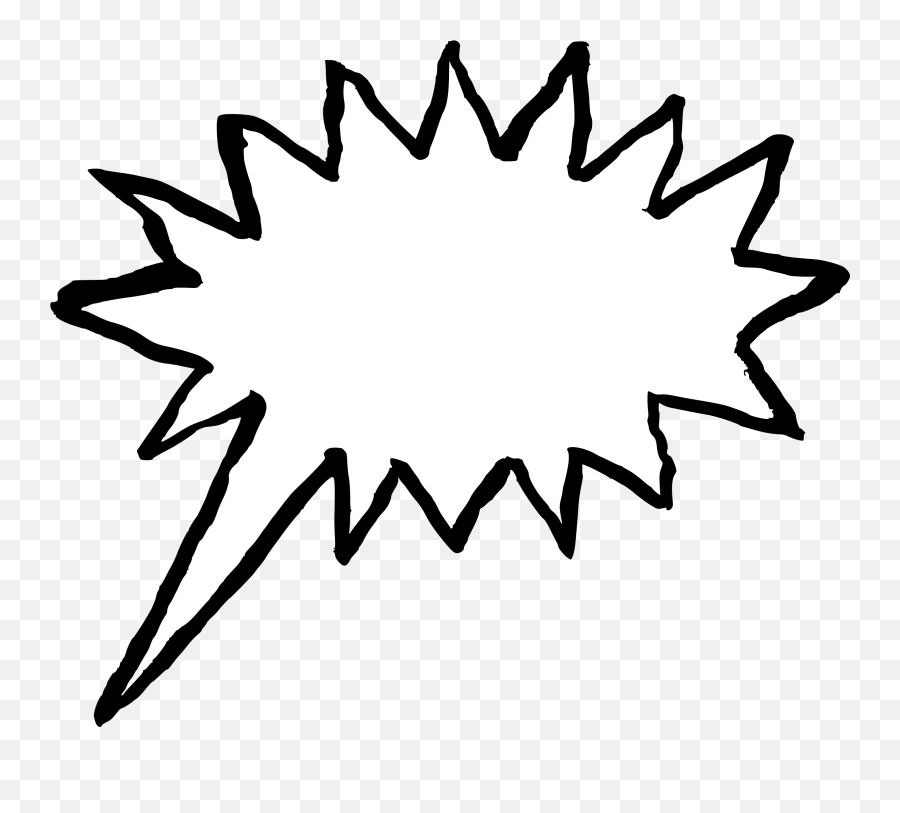 9 Hand Drawn Speech Bubble - Hand Drawn Speech Bubble Png