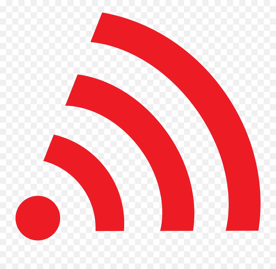 Download Wifi Icon Red Png Image For Free - Wifi Logo Png Red