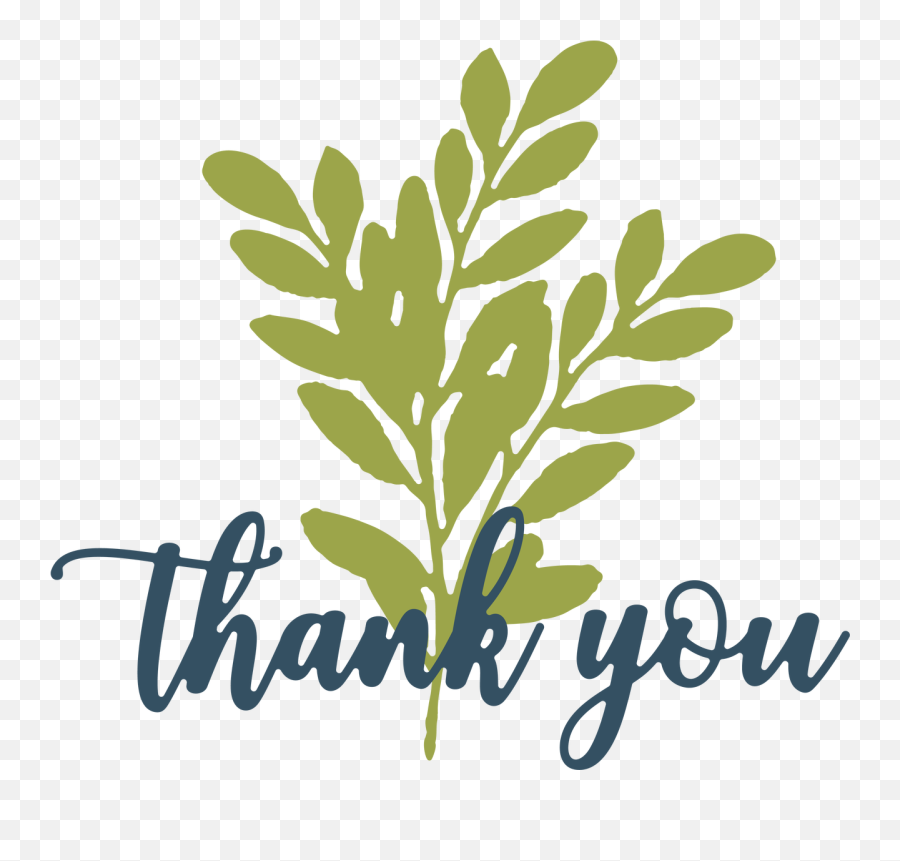 Download Thank You Leaves Svg Cut File - Thank You Leaves Leaf Thank You Tree Png,Leaves Png