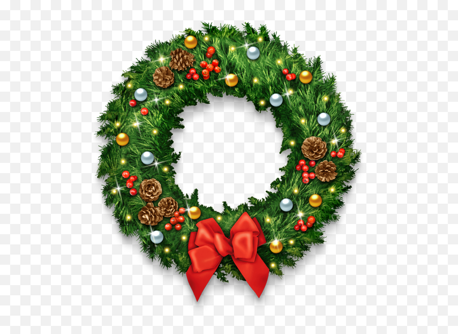 Free Christmas Wreath Png Transparent Clipart Christmas Wreath Christmas Reef Png Free Transparent Png Images Pngaaa Com