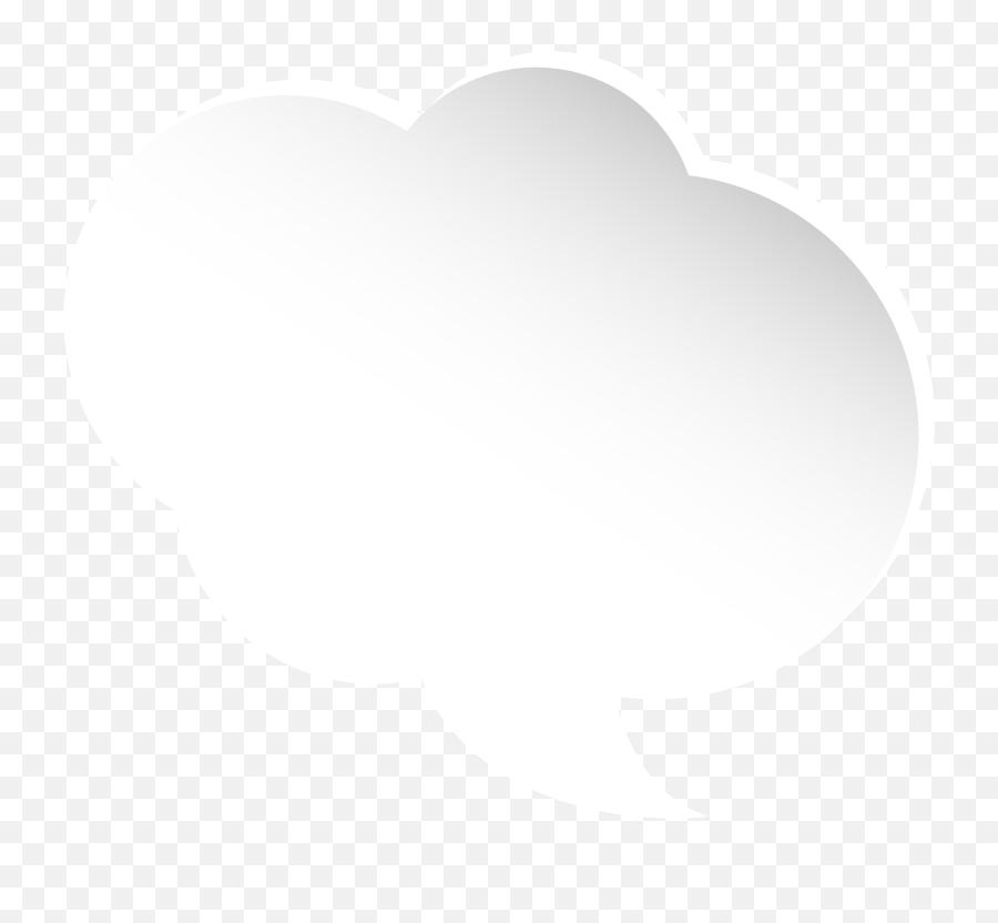 Free White Speech Bubble Png Download - White Speech Bubble Png