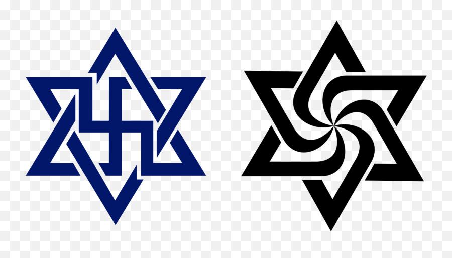 Fileraelian Symbolssvg - Wikipedia Raelism Religion Png,Swastik Logo