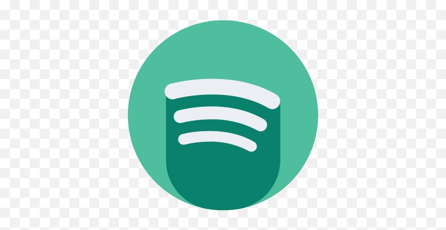 Spotify Logo Free Icon Of Social Media - Tate London png