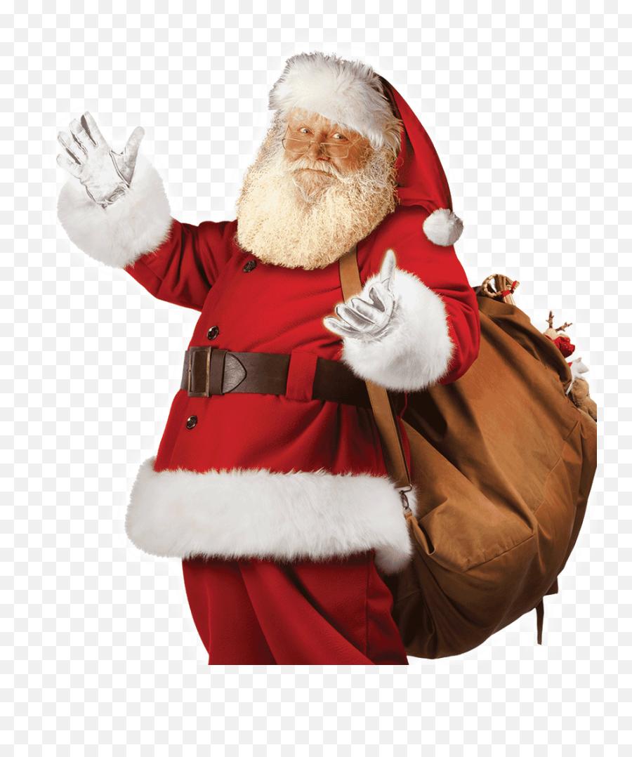 Santa Claus Real Png Image