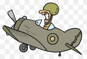 Free Transparent Cartoon Airplane Png Images Page 2 Pngaaa Com