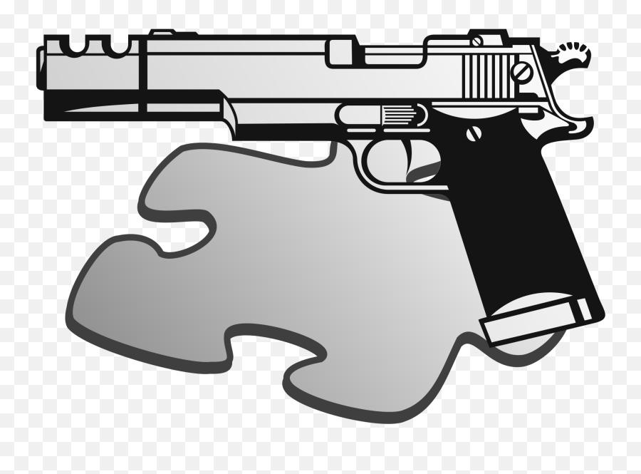 Download Pistol Clipart Stub - Gun Clipart Png Transparent Gun Vector,Pistol Transparent Background
