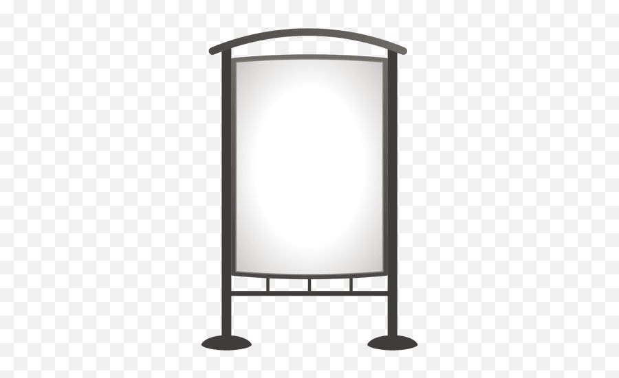 Blank Outdoor Advertising Board - Transparent Png U0026 Svg Placa De Publicidade,Blank Banner Png