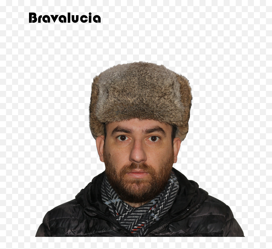 Style Winter Trapper - Man png