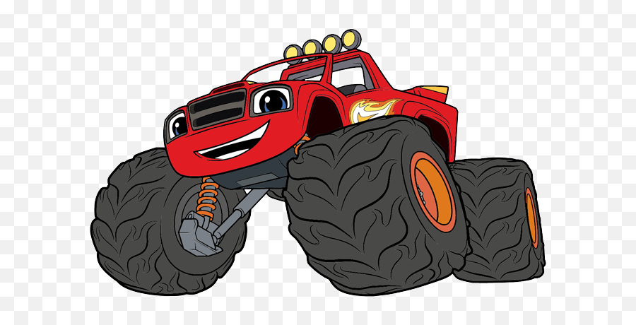 Blaze Monster Machine Png 3 Image Cartoon Blaze Monster Truck Free Transparent Png Images Pngaaa Com