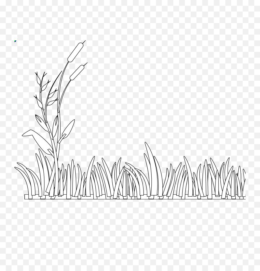 Download White Grass Clip Art Grass Black And Grass Clipart Black And White Png Free Transparent Png Images Pngaaa Com
