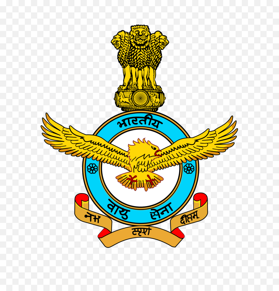 Indian Air Force Logo Png Image Free Download Searchpngcom - National Emblem Of India