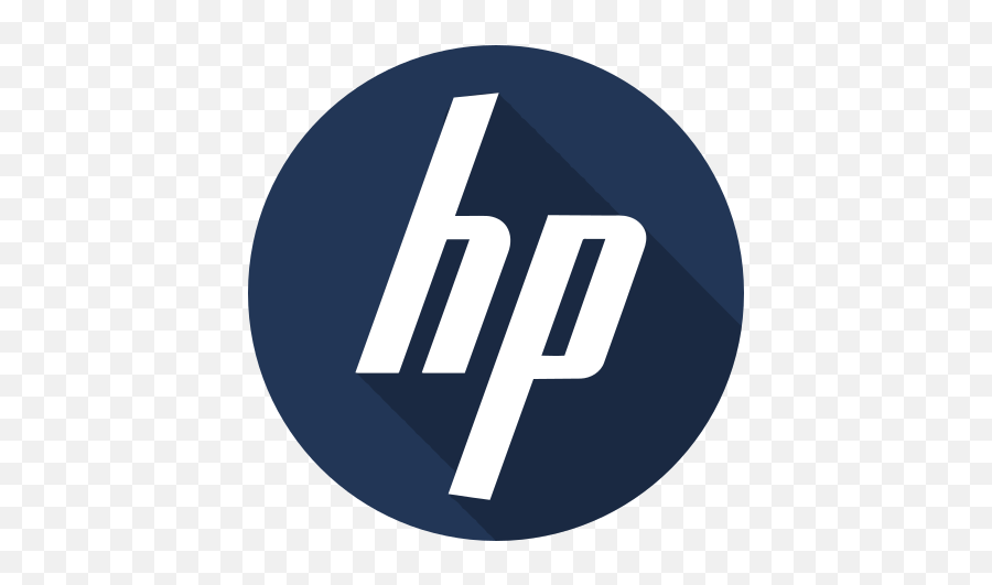 Hp Logo Free Icon Of Super Flat Remix V108 Apps - Hp Round png