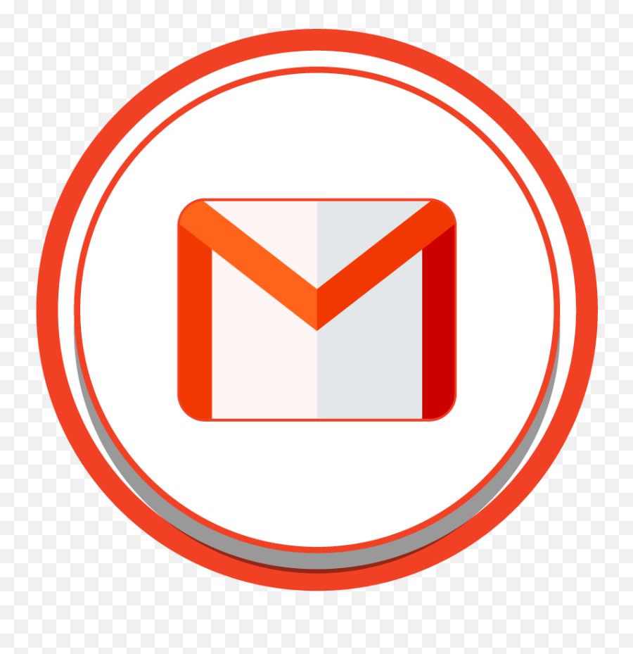 Gmail Icon Design Vector - Vertical Png,Gmail Icon Aesthetic