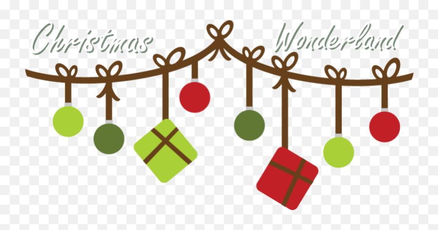 Download Christmas Light Clipart Png - Transparent Background Christmas Banner Clipart