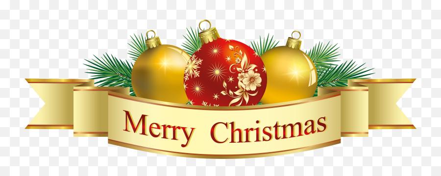 Christmas - Clip Art Christmas Images Free Png,Christmas Banner Png