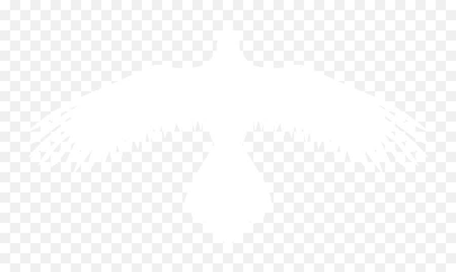 Transparent White Raven Png - White Raven Transparent Background