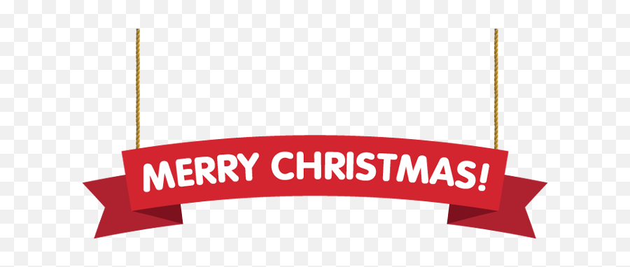 Merry Christmas Banner Png 1 Image - Merry Christmas Sign Png