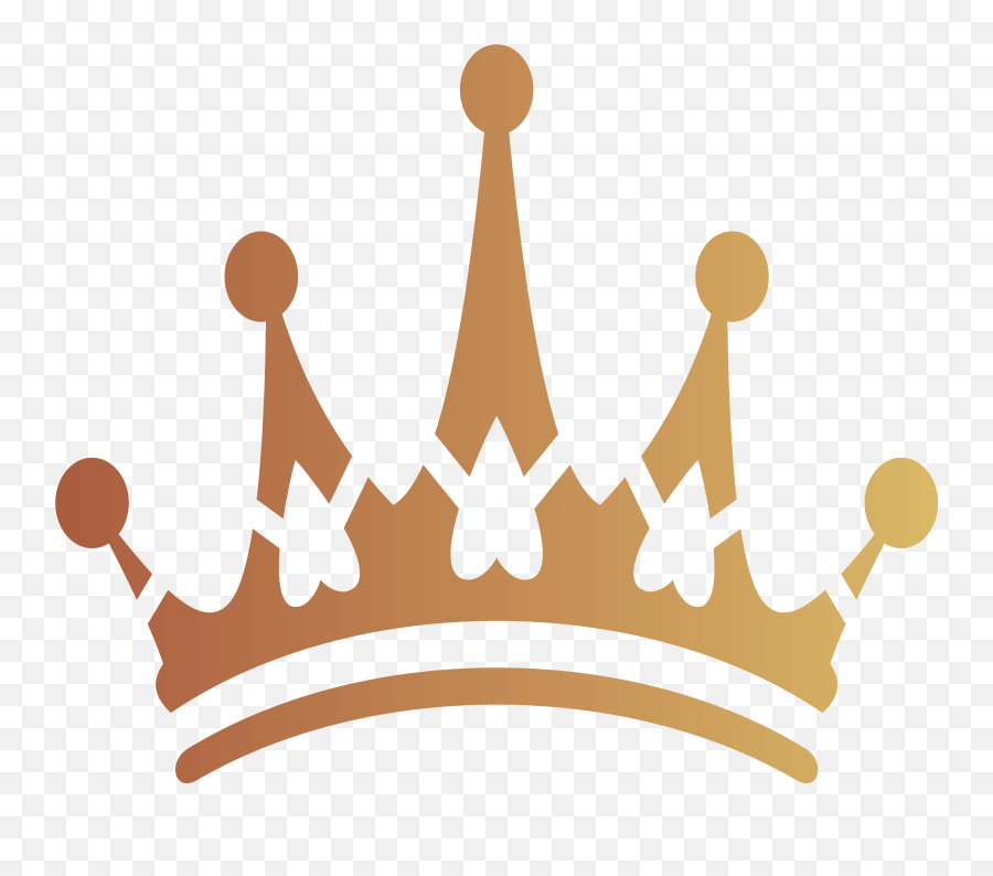 Download Golden Crown Design - Crown Logo Free Download PNG  Transparent Background Crown Logo Png