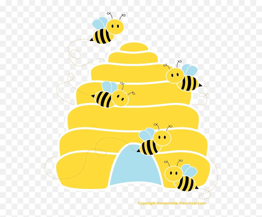 Beehive Bumblebee Clip Art Bees Clipart Png Download 597 Clip Art Bee Hive Bee Emoji Png Free Transparent Png Images Pngaaa Com