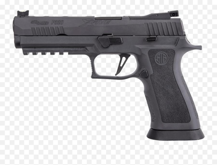Top Indoor Shooting Range In Pittsburgh Pa Pistols Rifles - Sig P320 X5 Legion png