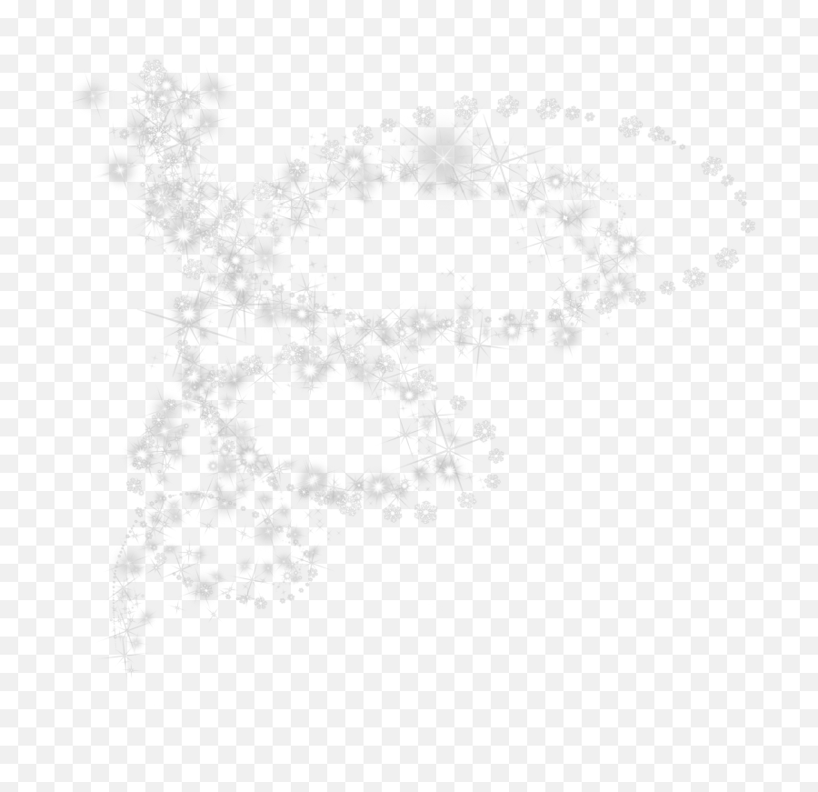 Snowflakes Png Transparent Images - Ice Snowflakes Png