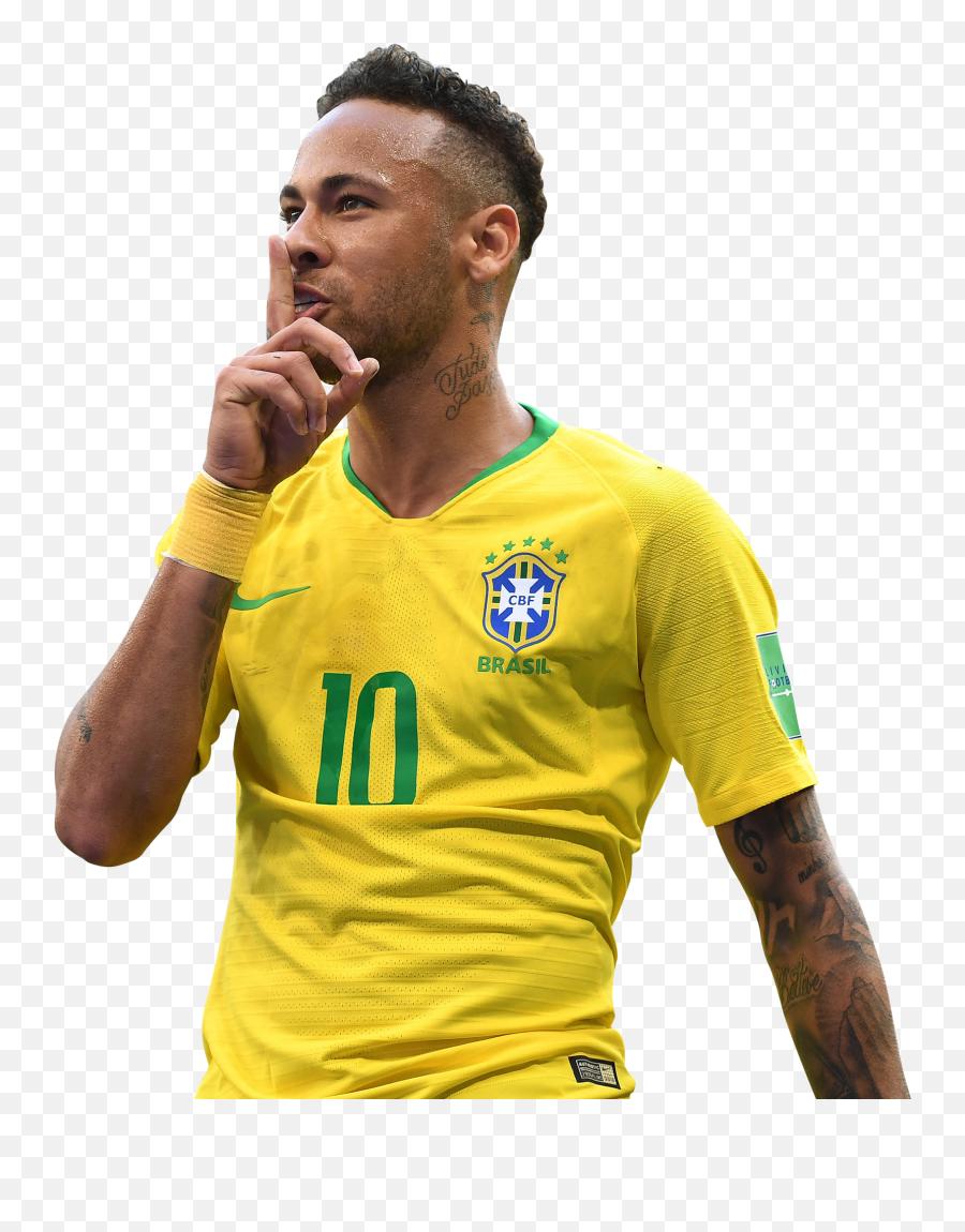 Neymar Brazil Png 2018 - Seleção Neymar Png