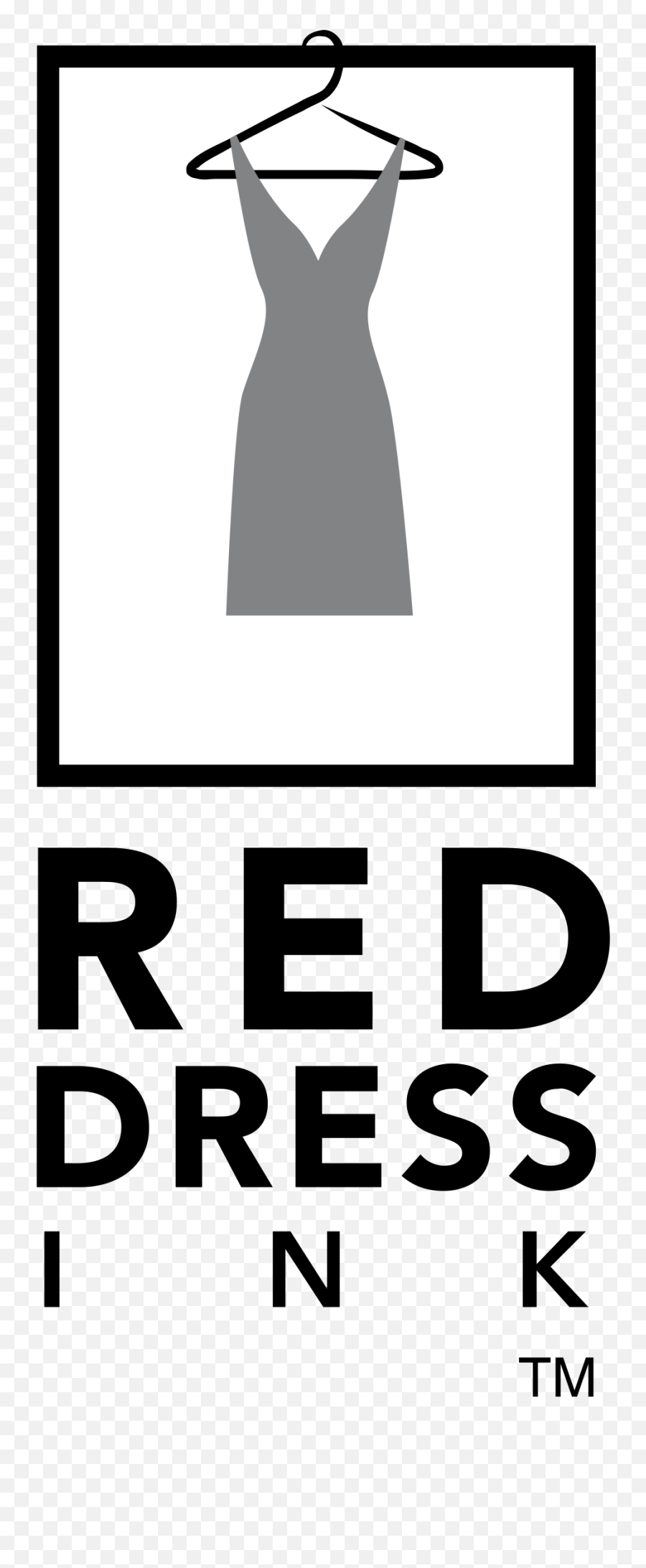 Red Dress Ink Logo Png Transparent - Banner,Red Dress Png