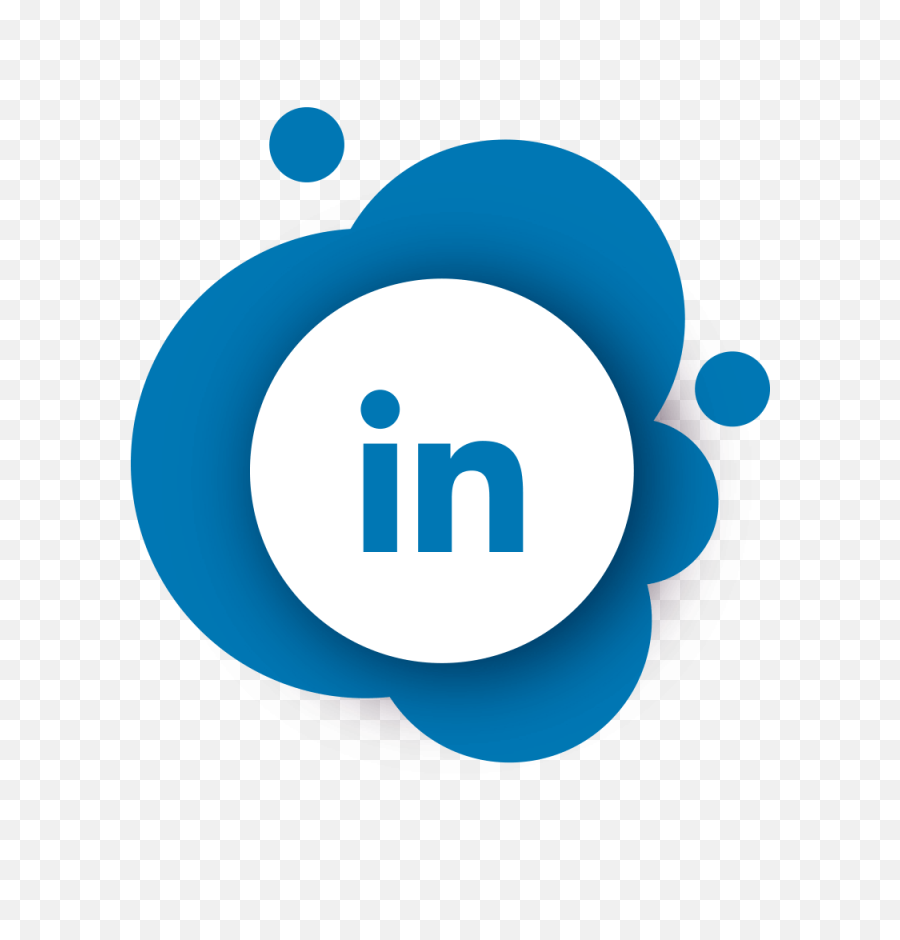 Linkedin Logo Png Image Free Download Searchpngcom - Messenger Flower Icon Png