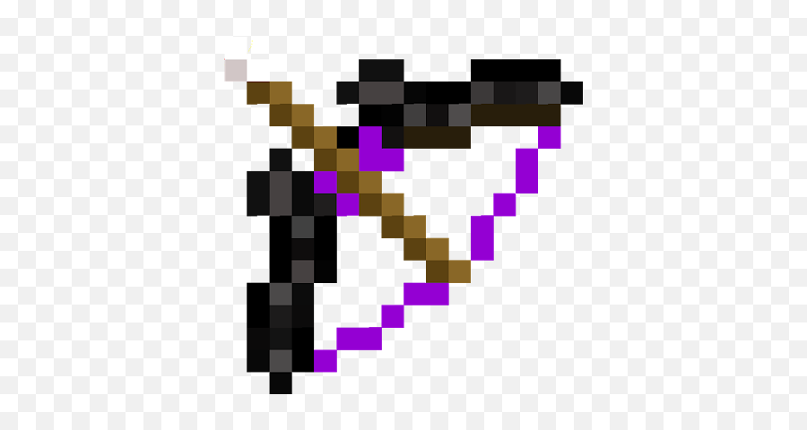 Minecraft Pink Bow And Arrow Png Fire Bow Minecraft Free Transparent Png Images Pngaaa Com
