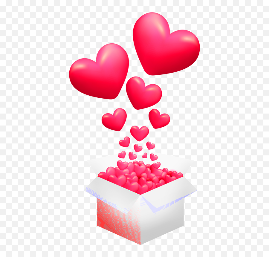 Png Transparent Background Image - Happy Valentines Day Friends